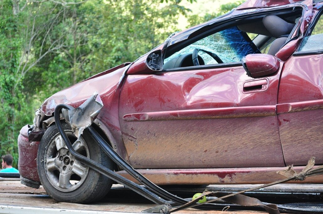 car crash compensation