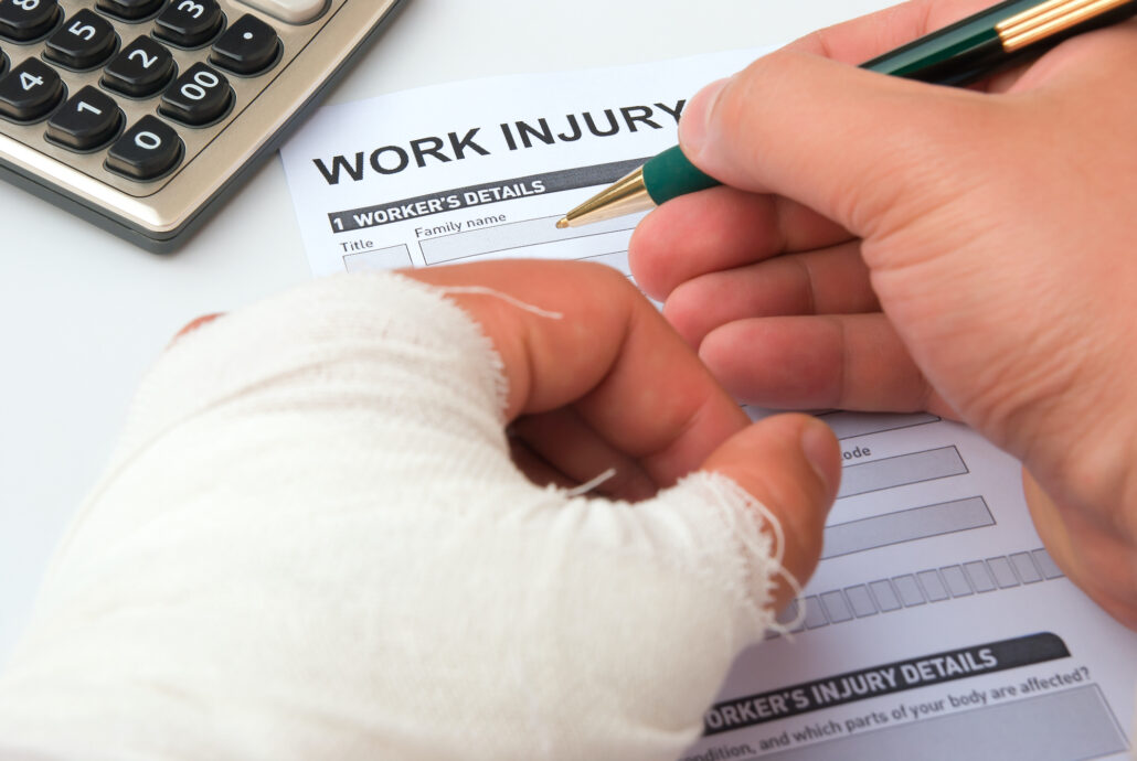 columbus workers' comp claims