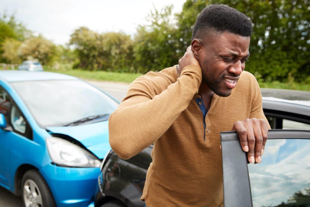 cleveland car accident whiplash compensation